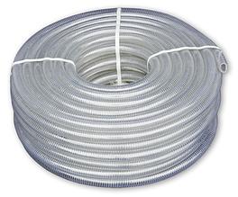 Шланг вакуумно-напірний, METAL-FLEX, з оцинкованої спіраллю, 38мм/30м, MF38