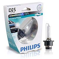 Ксеноновая лампа  Philips Xenon D2S X-tremeVision 85122XVS1