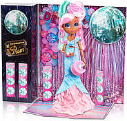 Hairdorables Hairmazing Prom Perfect Fashion Dolls, Dee Dee  Кукла Хэрдораблс Ди Ди 2 серия Оригинал!, фото 4