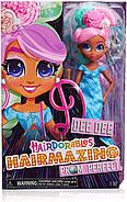 Hairdorables Hairmazing Prom Perfect Fashion Dolls, Dee Dee  Кукла Хэрдораблс Ди Ди 2 серия Оригинал!, фото 5