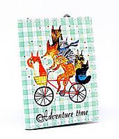 Визитница для карточек Время приключений, фото 1
