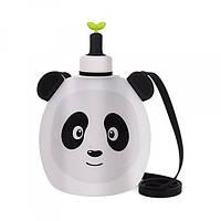 Детская складная бутылочка для воды Джумони. Панда
