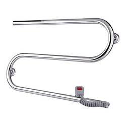 Полотенцесушитель електричний Q-tap Snake (CRM) 600х330 RE