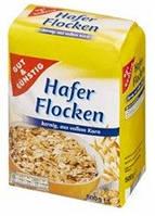 Овсяная каша Hafer Flocken вівсяна каша