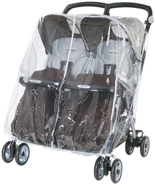 Дощовик для коляски Peg-Perego Aria Twin