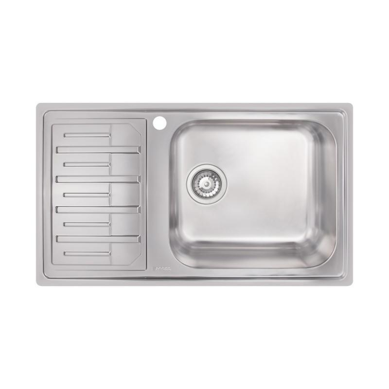 Кухонная мойка Apell Melodia MLG861ILBC Brushed