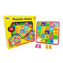 """Мозаика для самых маленьких QML """"Puzzle Game"""" (M9C)"""