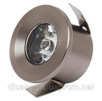 Світлодіодний світильник MONICA 1W 4200К
