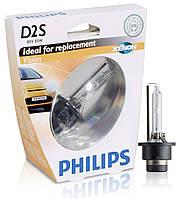 Ксеноновая лампа  Philips Xenon D2S Vision 85122VIS1
