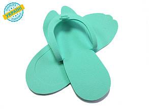 Одноразовые тапочки-вьетнамки(бабочки) для салонов женские Eva-Line 3 мм