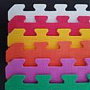 Коврик пазл, детский коврик, мягкий пол для зоны отдыха в школу, садик(Новая Украинская Школа), фото 6