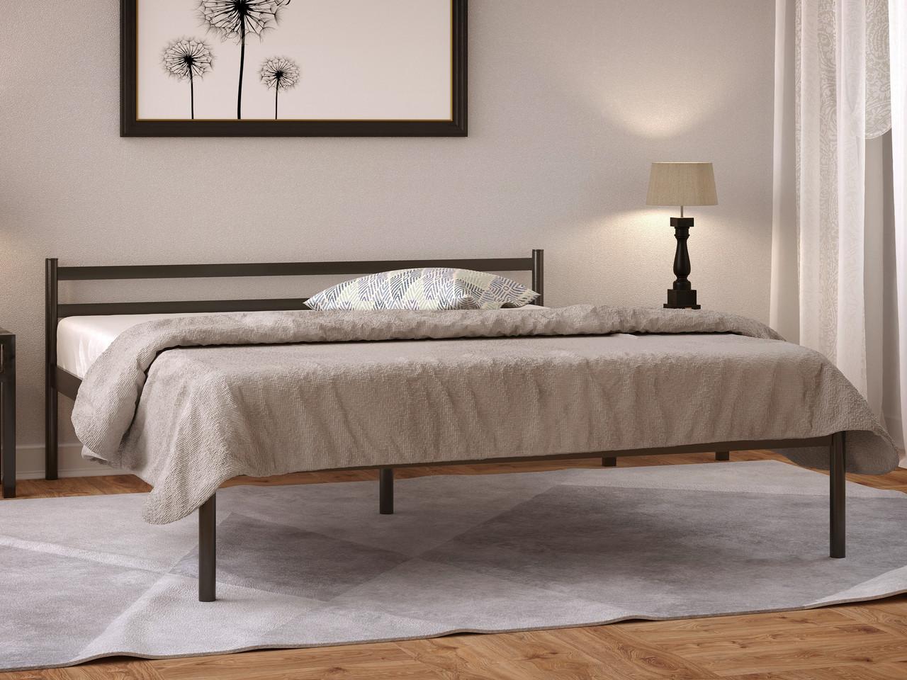 Металлическая кровать SNIKE