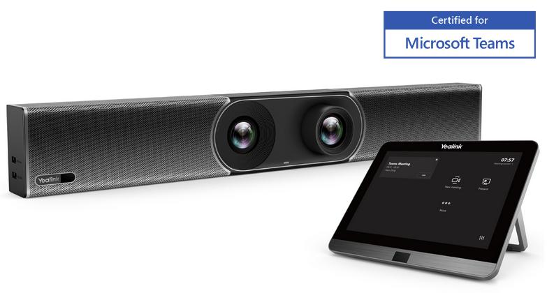 Система відеоконференцій Yealink MVC800 II
