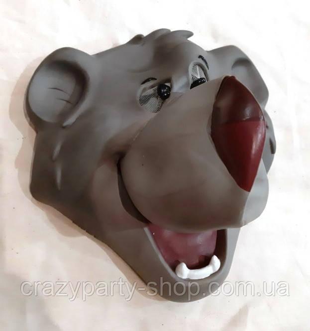 Дитяча карнавальна маска ведмідь Балу Диснейб/у
