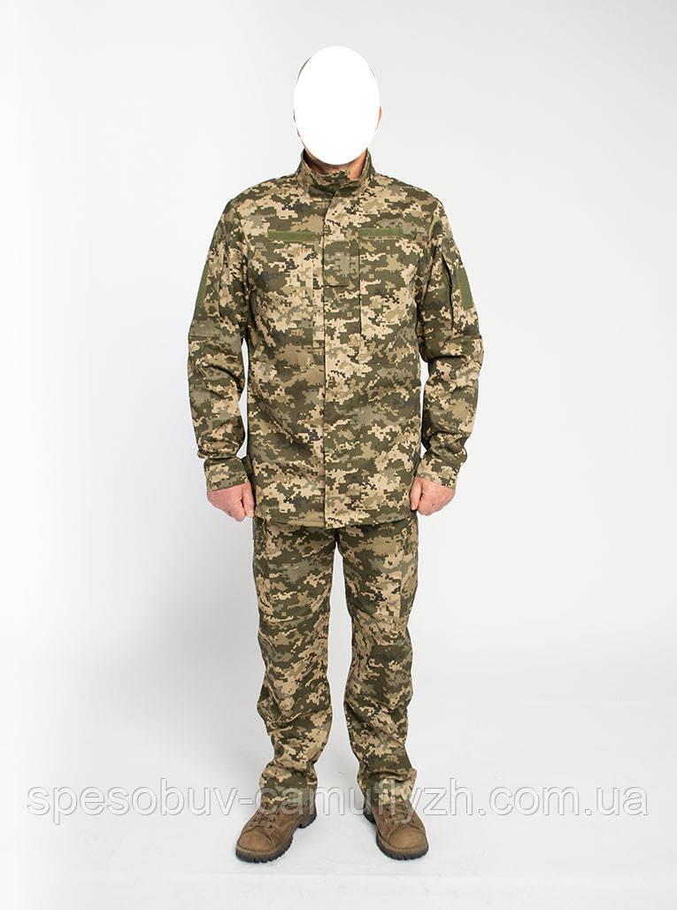 Костюм Пиксель Нац гвардии ЗСУ, ВСУ  камуфлированный 46,48,50,52,56,58,60