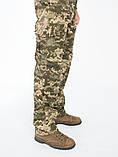 Костюм Пиксель Нац гвардии ЗСУ, ВСУ  камуфлированный 46,48,50,52,56,58,60, фото 4
