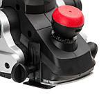 Электрорубанок 850Вт, 16000об/мин, нож 82мм, 0-3мм INTERTOOL WT-0710, фото 6