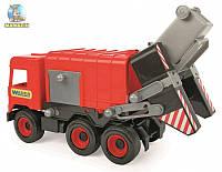 """Игрушечный мусоровоз """"Middle Truck"""""""