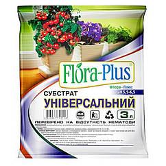 Субстрат Флора-Плюс универсальный 3 л
