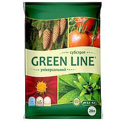 Субстрат Green Line универсальный 20 л Rich Land