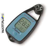 Анемометр Skywatch Xplorer 1 - Компактный водостойкий крыльчатый (импеллерный) анемометр