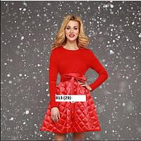 Платье женское теплое 813 (29)