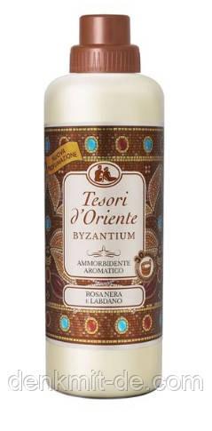 Tesori d'oriente BYZANTIUM Парфумований ополіскувач Чорна троянда і ладану Візантія 750 мл (30 прань)