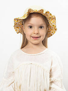 Дитячий капелюх Vertex Мері 49 Жовтий (SHLD-2002-2)