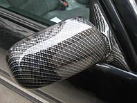 Пленка черная глянец 3D карбон под лаком, GUARD карбоновая пленка для АВТО! Качество! 1,52 м на 1 м.