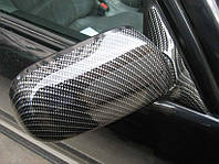 Плівка чорна глянець 3D карбон під лаком, GUARD карбонова плівка для АВТО! Якість! 1,52 м на 1 м.