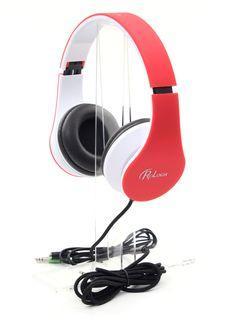 Гарнітура ProLogix MH-A960M Red/Black/White