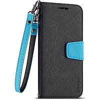Чехол-книжка Muxma для Huawei P40 Lite E Black