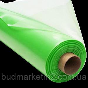 Пленка тепличная зеленая 6м