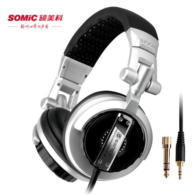 Навушники SOMIC ST80 Silver