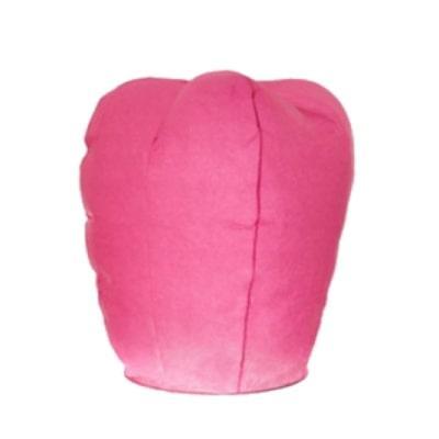 Небесний ліхтарик у формі купола (рожевий)