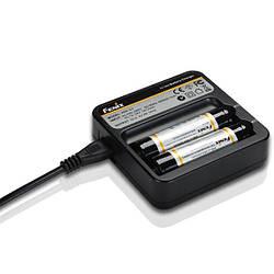 Зарядний пристрій 2*18650 Fenix