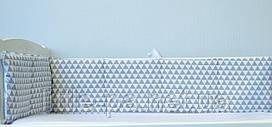 Комплект детского постельного белья 120х60 см «Скандинавские холмики»