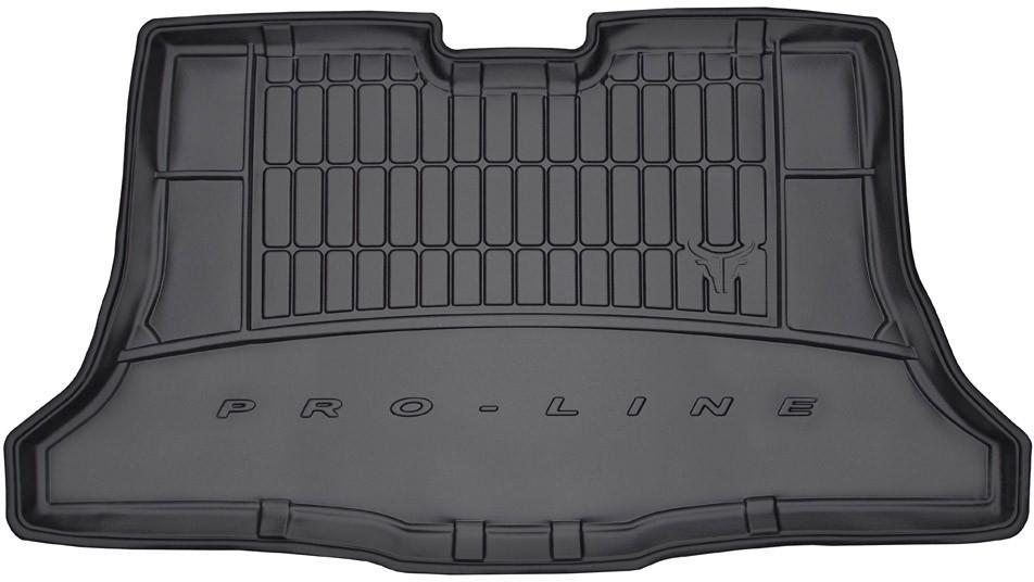 Коврик в багажник Nissan Note II Hatchback 5d  2012- низ Frogum Pro-Line TM400610