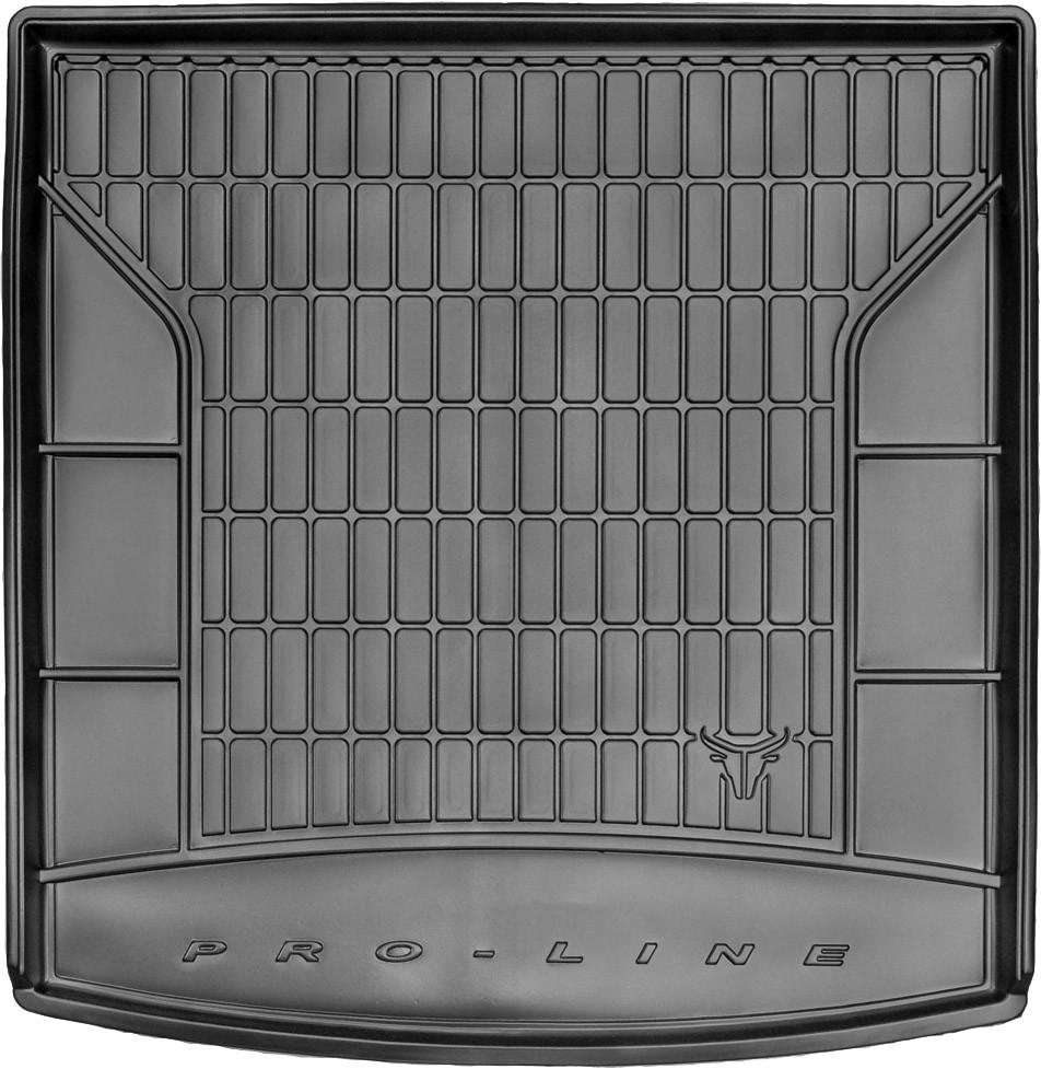 Коврик в багажник Ssang Yong Rexton W IV 7 місць 2017- низ  Frogum Pro-Line TM406469