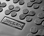 Коврики в салон Opel Zafira Life 2016 - 2-й ряд Rezaw-Plast RP 201231, фото 4