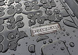 Коврик в багажник Honda CR - V V 2018 - склад. 3-й ряд Rezaw-Plast RP 230534, фото 3