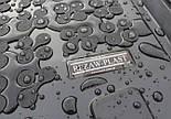 Коврик в багажник Jeep Compass II (MP 552) 2017 - низ Rezaw-Plast RP 233112, фото 3