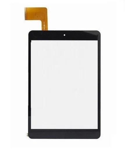 "Сенсор (Тачскрин) для планшета 7,85"" Explay SM2 3G (тип 1) | Trend 3G (тип 1) (197*132 мм) 45 pin (Черный)"
