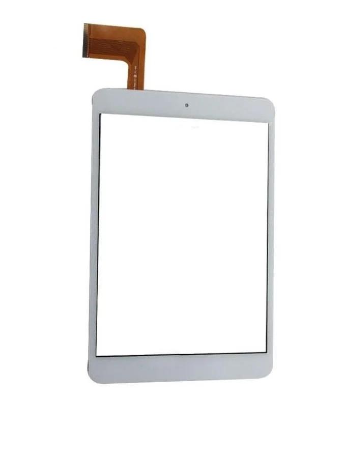 "Cенсор (Тачскрин) для планшета 7.85"" Explay SM2 3G (тип 2) | Trend 3G (тип 2) (197*132 мм) 45pin (Белый)"