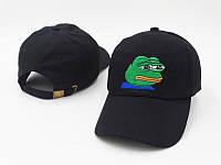 Кепка Pepe с логотипом мужская женская унисекс бейсболка