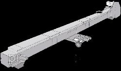 Верхній конвеєр KTF/R - Skandia Elevator L-Line