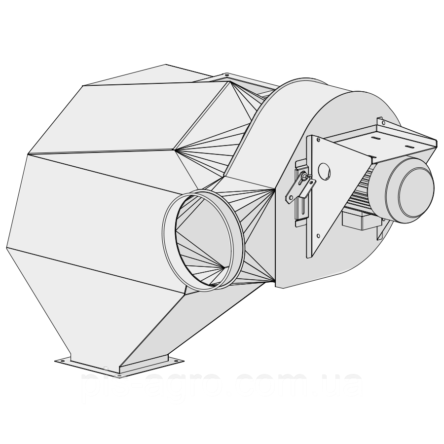 Сепаратор легких примесей DC Remover - Skandia Elevator I-Line