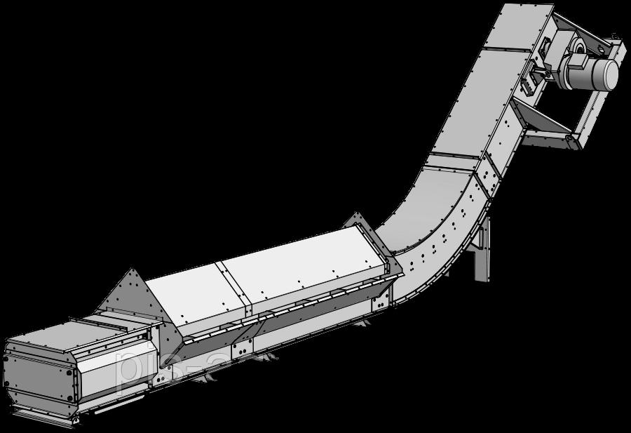 Приемные конвейеры KTHG - Skandia Elevator H-Line