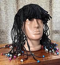 Омбре косічки парик, фото 3