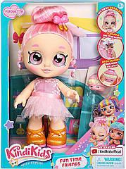 Лялька Кінді Кидс Пируэтта Kindi Kids Pirouetta Fun Friends Time 50060